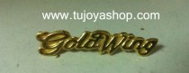 pin letras goldwing